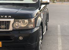 Gasoline Fuel/Power   Land Rover Range Rover 2006