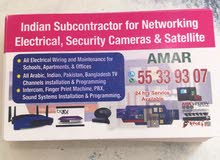 INDIAN ELECTRICIAN AND NETWORKING ADMIN.