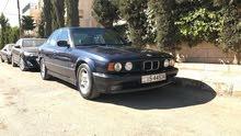 For sale BMW 520 car in Amman