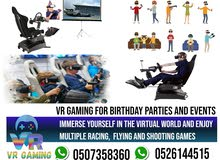 VR Gaming Rentals for Parties and Events