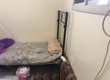 غرفة  مفروشة ممتازة ف عماره جديدة - عمر العقار شهر  فقط بسعر ممتاز