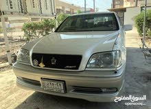 New condition Toyota Crown 2001 with 0 km mileage