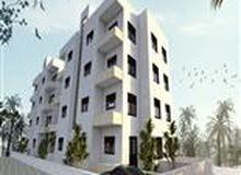 شقة للبيع طابق ثالث مكونة من ثلاث غرف + صالة+ موزع+حمام عدد2 + بلكونة