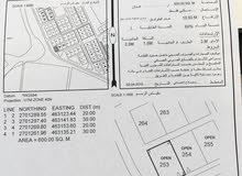 للبيع في الملتقى أرض سكنية