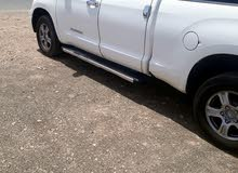 White Toyota Tundra 2008 for sale