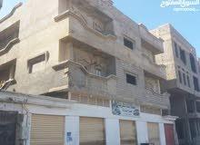 مبنى من 3طوابق بنغازي