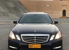 Gasoline Fuel/Power   Mercedes Benz E350e 2012