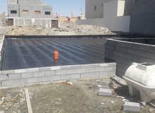 موسسة أحمد بن عطية ال الشيخ للمقاولات العامة قسم العزل المائي والحراري