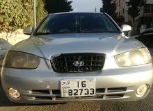 هونداي xd 2003  بسعر 6000 وقابل للتفاوض مرخصه ومأمنه ومدهونه وجنط وكوشوك جديد