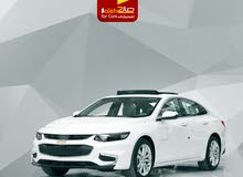 2018 New Malibu with Automatic transmission is available for sale