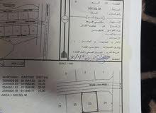 ارض للبيع طوي منصور ع شارع