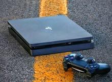 مطلوب PS4 Slim 500gb مش مهكر بحالة جيدة والاسعار الخيالية فكونا منها