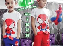 طقم spider Man اطفالي