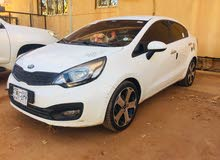For sale Kia Rio car in Khartoum