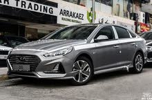 Hybrid Fuel/Power   Hyundai Sonata 2018