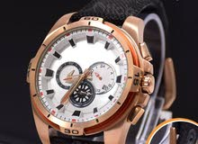 ساعة ماركة PORSCHE العالمية  استايل سويسري بماكينة يابانية عالية الجودة