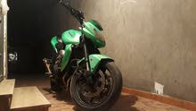 Kawasaki motorbike for sale made in 2008