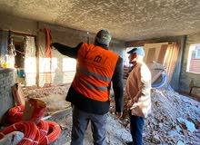 بناء و مقاولات وتشطيب شقق وفلل بالقاهرة (صور من اعمالنا)