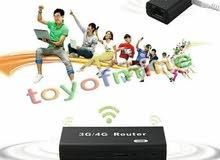 Mini Portable 3G/4G WiFi Wlan Hotspot AP Client 150Mbps RJ45 USB Wireless Router