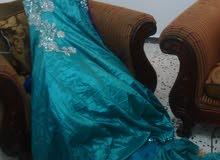 فستان كبير نضام حوته