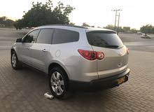 For sale 2010 Silver Traverse