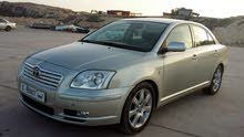 +200,000 km Toyota Avensis 2005 for sale
