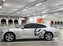 Dodge charger 2012 V8 5.7 Hemi GCC, low mileage (full service history)