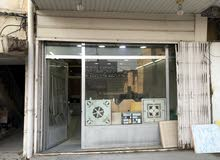 محل البيع بشارع الوطن قرب فندق راشد