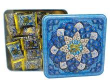 Meraj Gaz (Blue Box) from Iran