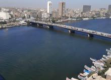 شقة للبيع بانوراما كاملة على النيل