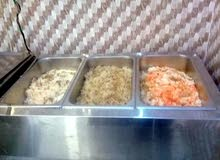 انا اعمل في مجال المطاعم طباخ يمني