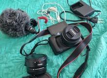 Canon eos m3 + vlogging accessories
