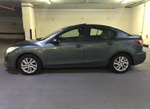 MAZDA 3 2012 first owner