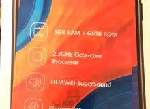 هواوي واي6س  64GB   للبدل ب ايفون 6