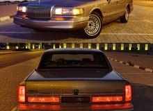 لينكولن تاون كار 1995 Excutive Series