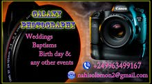 photography and photo editing