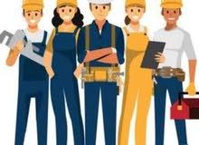 مطلوب عمالة عادية وفنيين جميع التخصصات للعمل في الامارات