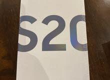 بيع جوال جديد مع بد لايف سماعة اذن جديده جلكسي S20 FE 5G
