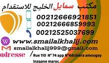 نوفر لكم من المغرب موظفين و موظفات من كل التخصصات