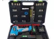 مطلوب دريل  شحن 18 او 20 فولت rechargeable BBC Drill 18 or 20 Volt ( wanted)