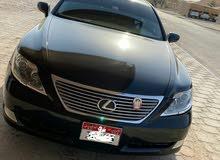 Lexus 460 black colour for sale American