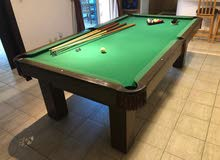 POOL TABLE and accessories for sale