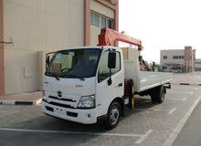 BRAND NEW HINO 916 4X2 TRUCK WITH CRANE