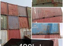 20 Feet standard and Modified Container for sale