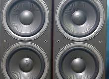 JBL E100 Tower speakers