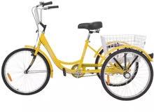دراجه هوائيه 3كفر للكبار