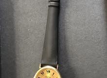 ساعة Asprey ذهب خالص