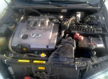 Used condition Infiniti G35 2004 with 0 km mileage