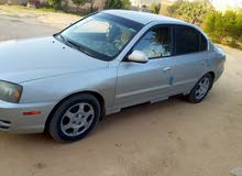 2005  Elantra with  transmission is available for sale