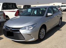 Toyota Camry 2016 For Rent - White color